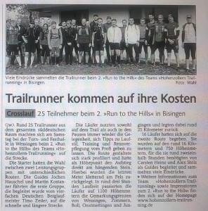 2014-11-14 Bericht Schewarzwälder Bote